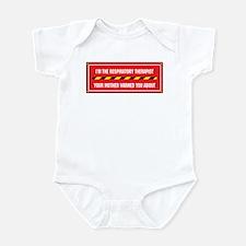 I'm the Therapist Infant Bodysuit