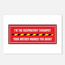 I'm the Therapist Postcards (Package of 8)
