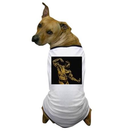 Body Building Dog T-Shirt