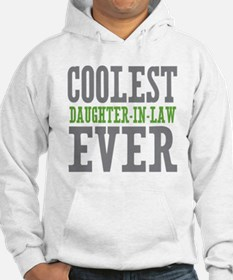 Coolest Daughter-In-Law Ever Hoodie