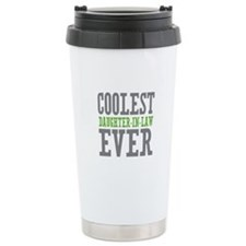 Coolest Daughter-In-Law Ever Travel Mug