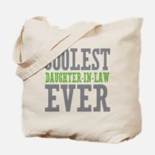 Coolest Daughter-In-Law Ever Tote Bag