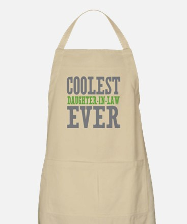 Coolest Daughter-In-Law Ever Apron