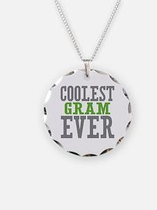 Coolest Gram Ever Necklace