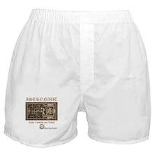 Sala Tumba de Pakal Boxer Shorts