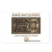 Sala Tumba de Pakal Postcards (Package of 8)