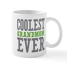 Coolest Grandmom Ever Mug