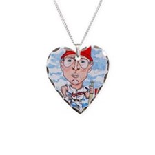Frank Howard Caricature Necklace