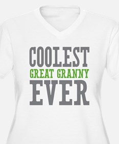 Coolest Great Granny Ever T-Shirt