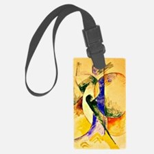 Franz Marc - Abstract Compositio Luggage Tag