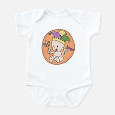 King Cake Baby Infant Bodysuit