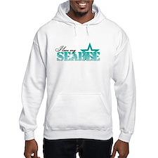 I love my Seabee Hoodie