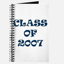 Class of 2007 Graduates Journal