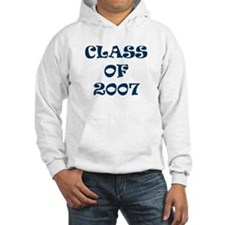 Class of 2007 Graduates Hoodie