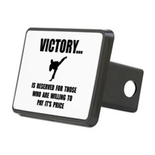 Victory Martial Arts Hitch Cover