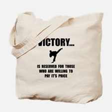 Victory Martial Arts Tote Bag