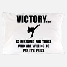 Victory Martial Arts Pillow Case