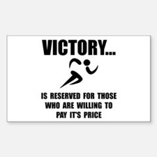 Victory Runner Decal