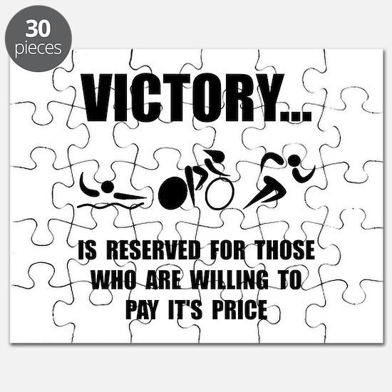 Victory Triathlon Puzzle