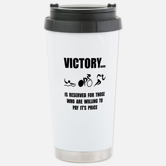 Victory Triathlon Travel Mug