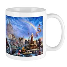 Noahs Ark Mugs