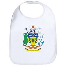 Solomon Islands Coat Of Arms Bib
