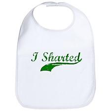 I SHARTED T-SHIRT  Bib