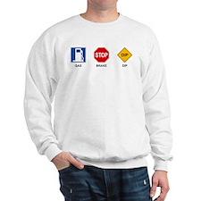 Gas Brake Dip II Sweatshirt