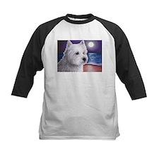 Dog 81 Westie Baseball Jersey