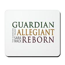 Guardian Trilogy Mousepad