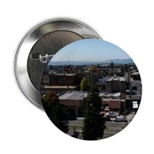 """Bay Area view from Berkeley 2.25"""" Button"""