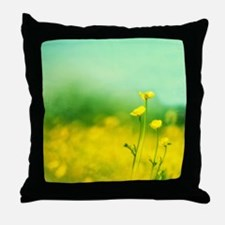 Smiling, Happy , Laughting Throw Pillow