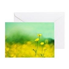 Smiling, Happy , Laughting Greeting Card