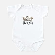 Princess Addy Infant Bodysuit