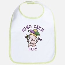 King Cake Baby II Bib