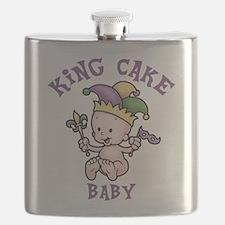 King Cake Baby II Flask