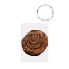 Ancient Menorah Keychains