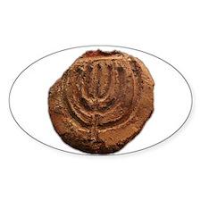 Ancient Menorah Decal