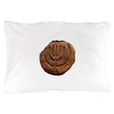 Ancient Menorah Pillow Case
