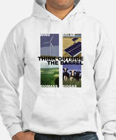 Think Outside the Barrel Hoodie