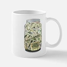 Cash Jar Mugs