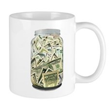 Cash Jar Mugs