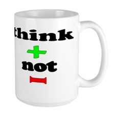 think + not - Mugs