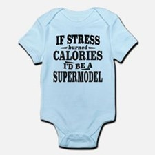 If Stress Burned Calories, I'd Be A Supermodel Bod