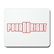 FourOhEight (408) Mousepad