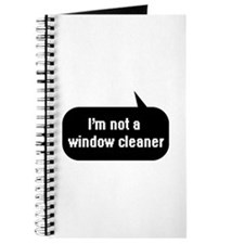 IT Crowd - Im not a window cleaner Journal