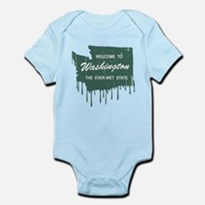 The Ever-Wet State Infant Bodysuit