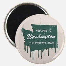 """The Ever-Wet State 2.25"""" Magnet (10 pack)"""