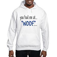 You had me at Hoodie