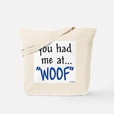 You had me at Tote Bag